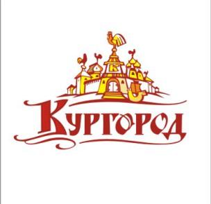 """""""Кургород"""". Логотип для птицефабрики."""